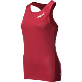 inov-8 AT/C Singlet Dam dark red